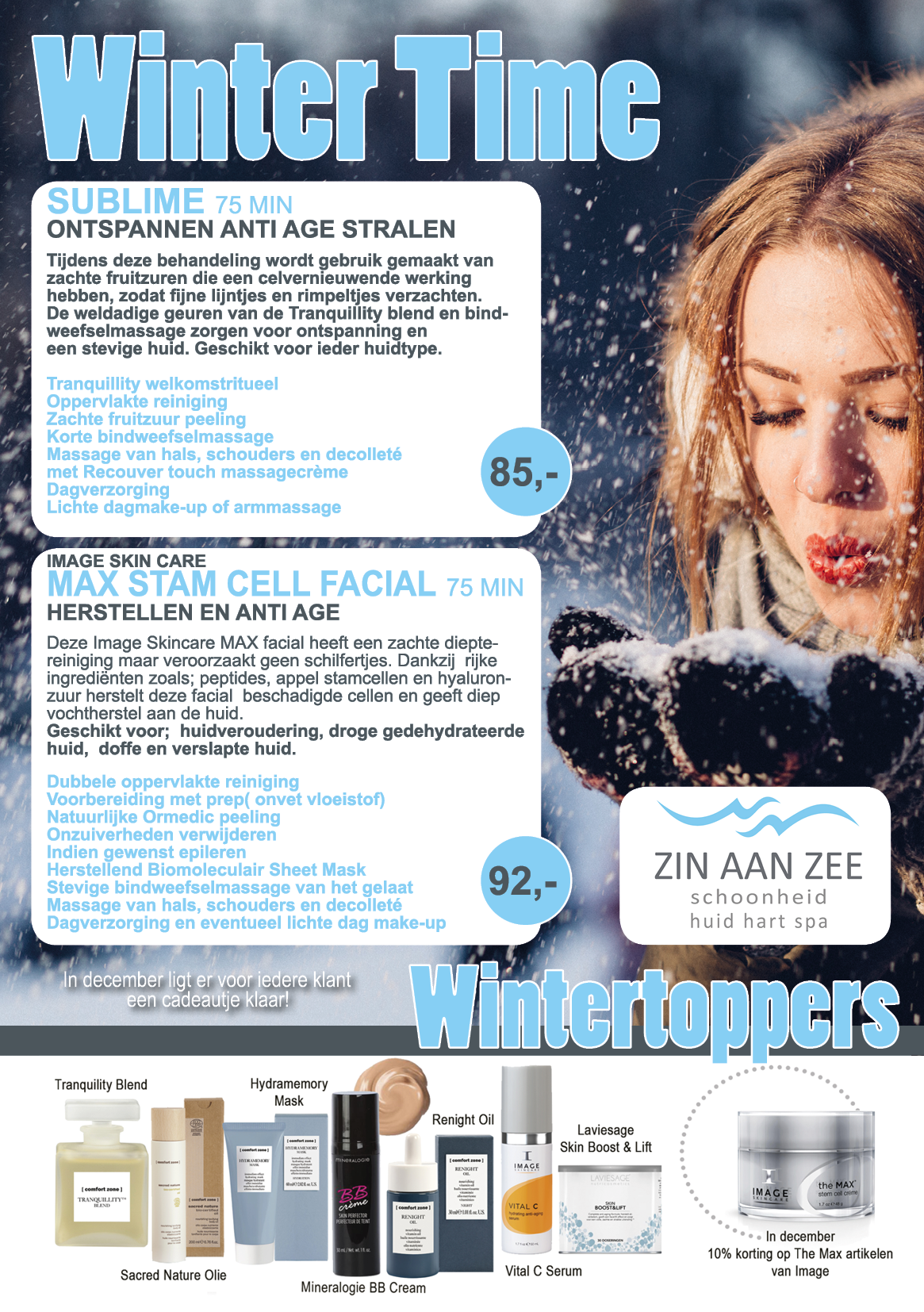 winter time droge huid beauty